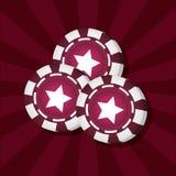 Concept de casino de jeu illustration de vecteur