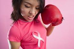 Concept de combat de femme photos libres de droits