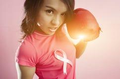 Concept de combat de femme photo libre de droits