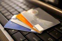 Concept de commerce électronique Images libres de droits