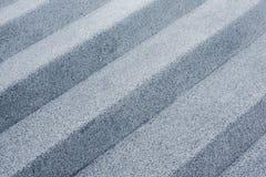Concept de construction d'architecture : Image abstraite des étapes de l'escalier en pierre ou en béton à l'extérieur des bâtimen photographie stock libre de droits