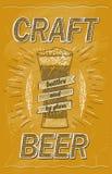 Concept de construction de vecteur de bière de métier illustration de vecteur