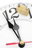 Concept de contrôle de temps Photo libre de droits