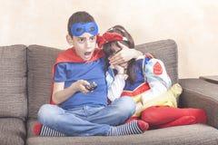 Concept de contrôle parental images stock