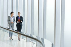 Concept de Corporate Colleagues Talking de femme d'affaires photos stock