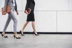 Concept de Corporate Colleagues Talking de femme d'affaires photographie stock