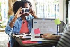 Concept de correspondance de Digital d'ordinateur d'email de photographie photographie stock