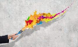 Concept de créativité Image stock
