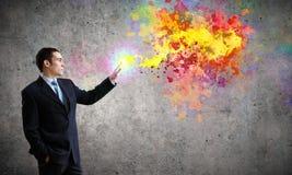 Concept de créativité Photo stock