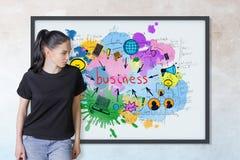 Concept de créativité image libre de droits