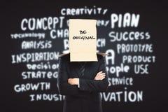 Concept de créativité photo libre de droits