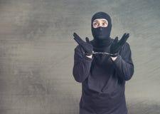 Concept de crime et de sécurité images libres de droits