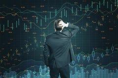 Concept de croissance et de finances photos libres de droits