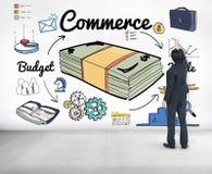 Concept de Customrer d'échange de vente au détail de marché de concept de client d'échange de vente au détail de marché Photographie stock