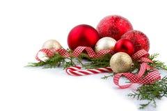 Concept de décorations de Noël image libre de droits