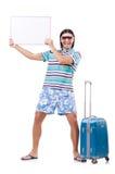 Concept de déplacement de tourisme Photographie stock