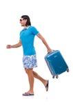 Concept de déplacement de tourisme Photos stock