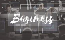 Concept de développement d'entreprise constituée en société d'affaires image stock