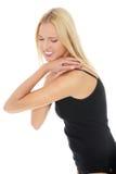 Concept de douleur dorsale Image stock
