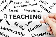 Concept de enseignement