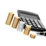 Concept de finances images libres de droits