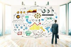 Concept de finances Photographie stock