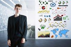 Concept de finances Photos stock