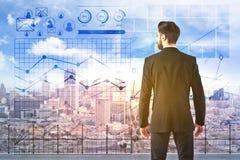Concept de finances Photo libre de droits