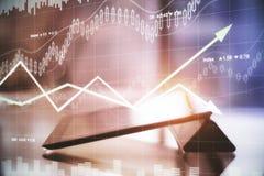 Concept de finances Images stock