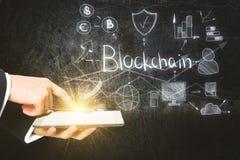 Concept de finances et de cryptographie images stock