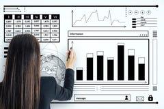 Concept de finances et d'économie images stock
