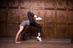 Concept de forme physique et d'exercice Images stock