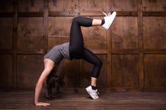 Concept de forme physique et d'exercice Photographie stock