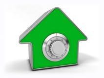 Concept de garantie à la maison Image libre de droits