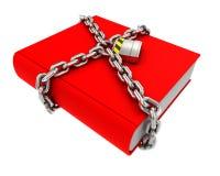 Concept de garantie de l'information Photo libre de droits