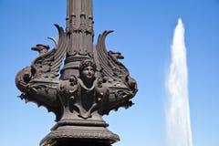 Concept de Genève Image libre de droits