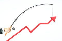 Concept de gestion d'entreprise illustration stock