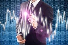 Concept de gestion de fonds Image stock