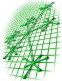 Concept de gestion de réseau illustration stock