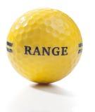 Concept de golf Image libre de droits