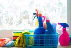 Concept de grand nettoyage Photographie stock