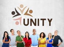 Concept de graphique d'unité de traitement d'unité de variété Photo libre de droits