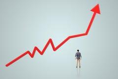 Concept de groei stock foto