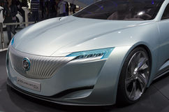 2013 concept de GZ AUTOSHOW-BUICK la Riviera Image libre de droits
