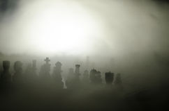 concept de jeu de société d'échecs de concep d'idées d'affaires et d'idées de concurrence et de stratégie Les échecs figurent sur Photo stock