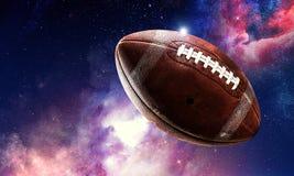 Concept de jeu de rugby photographie stock libre de droits