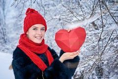 Concept de jour d'amour et de valentines Photo stock