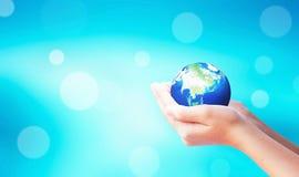 Concept de jour d'oc?ans du monde : Prot?gez les ressources en eau photos libres de droits