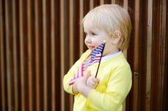 Concept de Jour de la Déclaration d'Indépendance Photo stock
