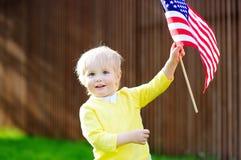 Concept de Jour de la Déclaration d'Indépendance Photos stock